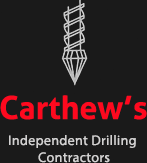 Carthew's Diamond Drilling Logo